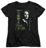 Womans: The X Files - Scully Shirts