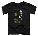 Toddler: The X Files - Scully Shirts