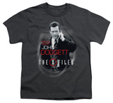 Youth: The X Files - Doggett Shirts