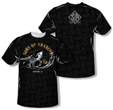 Sons Of Anarchy - Reaper Repeat (Front/Back Print) Shirts