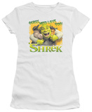 Juniors: Shrek - Ogres Need Love Shirts