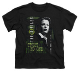 Youth: The X Files - Scully T-shirts