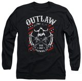 Longsleeve: Sons Of Anarchy - Outlaw T-shirts