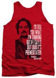 Tank Top: Sons Of Anarchy - With Tig Tank Top