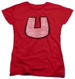 Womens: Underdog - U Crest T-shirts