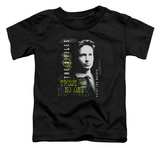 Toddler: The X Files - Mulder T-shirts