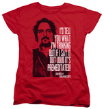 Womans: Sons Of Anarchy - With Tig Shirts