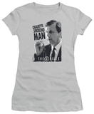 Juniors: The X Files - Smoking Man Shirt