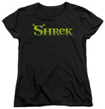 Womans: Shrek - Logo Shirts