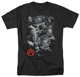 Sons Of Anarchy - Group Fight Shirts