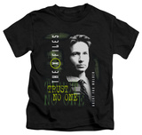 Youth: The X Files - Mulder T-Shirt