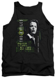Tank Top: The X Files - Scully Tank Top