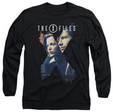 Longsleeve: The X Files - X Agents T-Shirt