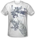 Voltron - Defender T-shirts