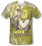 Shrek - Best Friends Sublimated