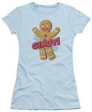 Juniors: Shrek - Gingy T-Shirt