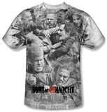 Sons Of Anarchy - Brawl Shirts