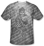 Sons Of Anarchy - Black Oyster Club T-shirts