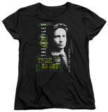 Womans: The X Files - Mulder T-shirts