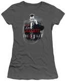 Juniors: The X Files - Doggett T-shirts