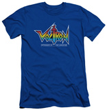 Voltron - Logo (slim fit) T-shirts