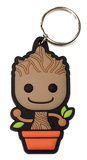 Guardians Of The Galaxy - Baby Groot Rubber Keychain Keychain