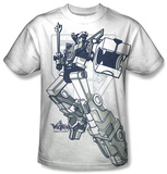 Voltron - Defender Sublimated