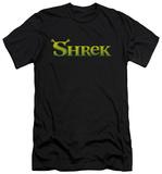 Shrek - Logo (slim fit) Shirts