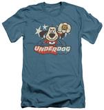 Underdog - Flying Logo (slim fit) T-shirts