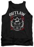 Tank Top: Sons Of Anarchy - Outlaw Tank Top