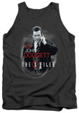 Tank Top: The X Files - Doggett Tank Top