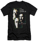 The X Files - Lone Gunmen (slim fit) Shirts