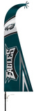 NFL Philadelphia Eagles Feather Flag Flag
