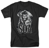 Sons Of Anarchy - Smoky Reaper Shirts