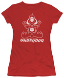 Juniors: Underdog - Outline Under Shirts