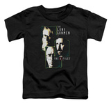 Toddler: The X Files - Lone Gunmen T-Shirt