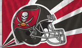 NFL Tampa Bay Bucaneers Flag with Grommets Flag