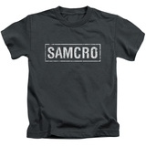 Youth: Sons Of Anarchy - Samcro T-Shirt