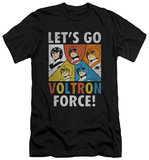 Voltron - Force (slim fit) Shirts