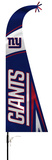NFL New York Giants Feather Flag Flag