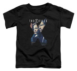 Toddler: The X Files - X Agents Shirts