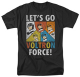 Voltron - Force T-shirts