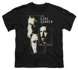 Youth: The X Files - Lone Gunmen T-Shirt
