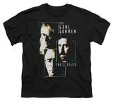 Youth: The X Files - Lone Gunmen Shirts