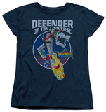 Womens: Voltron - Defender Shirt