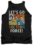 Tank Top: Voltron - Force Tank Top