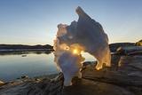 Melting Iceberg, Repulse Bay, Nunavut Territory, Canada Photographic Print by Paul Souders