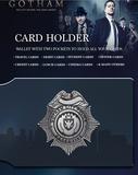 Gotham - Police Badge - Card Holder Wallet