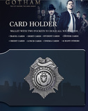 Gotham - Police Badge - Card Holder Wallet