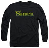 Longsleeve: Shrek - Logo T-shirts